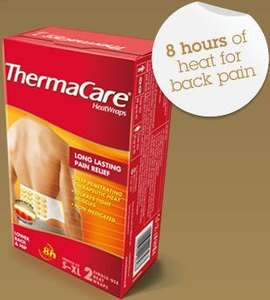 Free ThermaCare Heat Wraps For Back Pain @ Back Experts