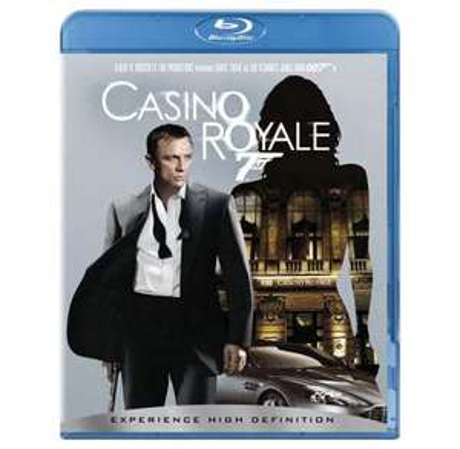 Casino Royale | Blu Ray | HMV @ £5.49