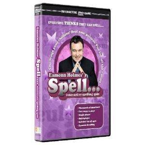 Spell: Interactive DVD Game Starring Eamonn Holmes - £1.25 @ Amazon