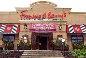 Frankie & Bennys Breakfasts - 2 For £10