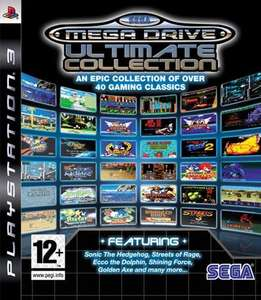 Sega Mega Drive: Ultimate Collection (PS3) - £9.92 @ Amazon
