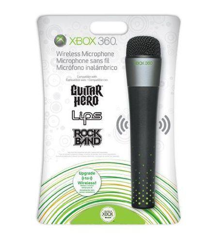 Xbox 360 Wireless Microphone - £9.85 Delivered @ Zavvi