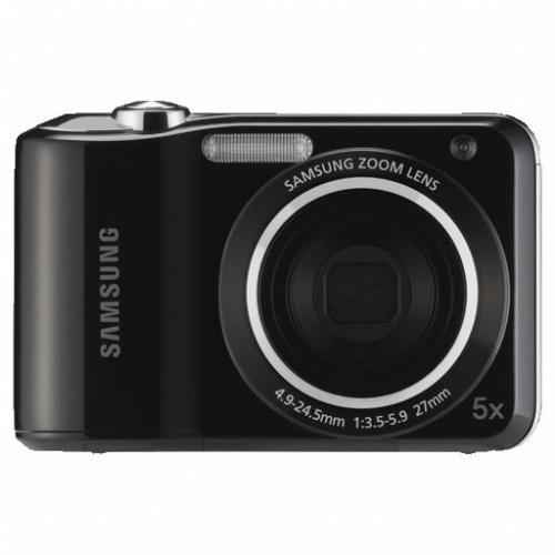 SAMSUNG ES28 12MP BLACK DIGITAL CAMERA OPT ZOOM X 5 £34.99 @ Tesco Outlet/eBay