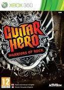 Guitar Hero: Warriors of Rock For Xbox 360 & PS3 - £14.85 Delivered @ The Hut