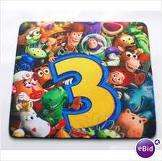 Toy Story 3 Mouse Mat - £2.39 *Instore* @ Sainsburys