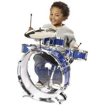 Bruin My First Drum Kit, half price, £14.99 @ Toysrus