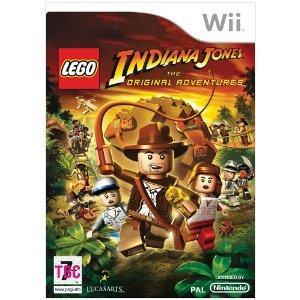 Lego Indiana Jones Original Adventures For Nintendo Wii - £22.49 Delivered @ Amazon Sold By My Memory