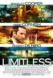 Free Screening of Limitless - 22nd or 29th of March At Odeon @ Momentum Screenings