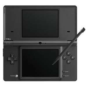 Nintendo DSi Console In Black - £98.38 Delivered @ Scan