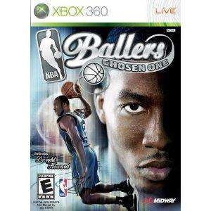 Nba Ballers: Chosen One For Xbox 360 - £5 Delivered @ HMV