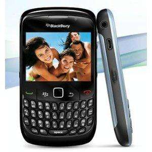 *PAY AS YOU GO* Vodafone Or T-Mobile - Blackberry Curve 8520 - £129.95 Including Top Up @ Phones 4U