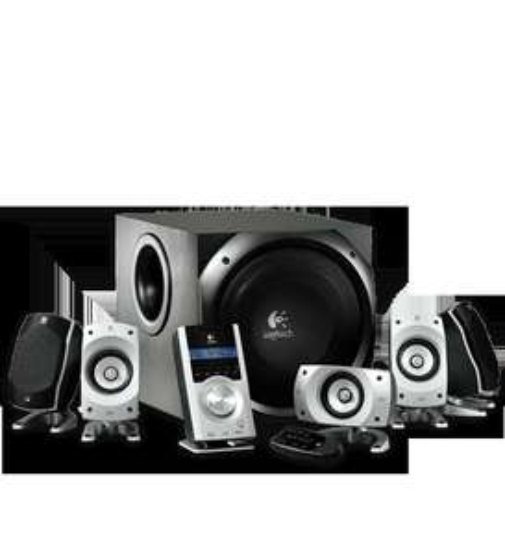 *BLEMISHED BOX* Logitech Z-5500 - Digital 5.1 Speaker System - Was £379 Now £159 Delivered *Using Voucher Code* @ Logitech UK