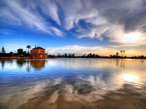 Marrakesh - Albatros Garden Hotel (Free Half Board Upgrade & Late Checkout) 4 Nights - £119 @ Broadway Travel
