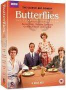 Pre-Order Butterflies The Complete Collection £ 31.37 @ The Hut with free 2 Disc CD