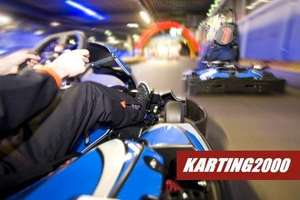 Go-Karting in Manchester - 50 Laps for £15 with Groupon