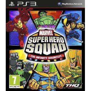 Marvel Super Hero Infinity Gauntet For PS3 - £6.99 Delivered @ Amazon