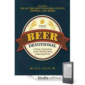 Free Jess Leebow - The Beer Devotional [Kindle Edition] @ Amazon