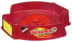 Beyblade Arena and two Tops inc p&p £14.95 @ The Entertainer