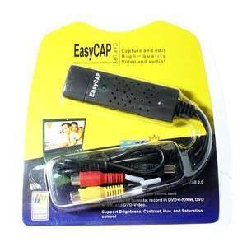 EasyCap USB Video Capture Adapter - £5.42 Delivered @ Deal Extreme