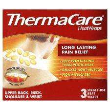 Thermacare heat wraps BOGOF £6.12 @ Tesco