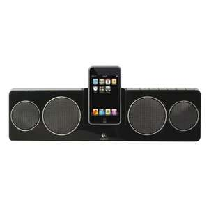 Logitech Pure-Fi Anywhere v2 Black Dock For iPod and iPhone - £39.95 Delivered @ Amazon