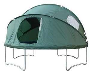 13ft Trampoline RoundTent & Universal - £44.99 Delivered @ Ebay The Everything For Fun Store Outlet