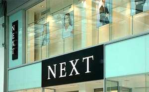 Menswear Offer - Online Only @ Next