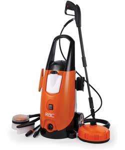 RAC 2000W pressure washer with accessories was £119.99 - £63.99 @ Homebase online & instore!!