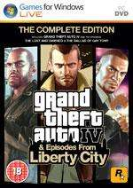 Grand Theft Auto IV: Complete Edition (PC) - £12.99 @ Gameplay
