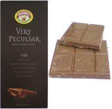 Marmite Very Peculiar Milk Chocolate @ Debenhams (Instore) was £3 now 90p