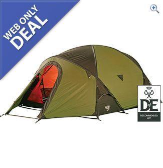 Vango Hurricane 300 3 Man Tent - £189 Delivered @ Go Outdoors
