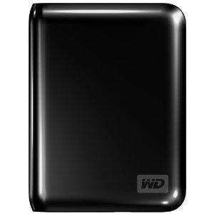 WD My Passport Essential 500 GB Midnight Black Portable Hard Drive (USB 3.0/2.0) - £49 Delivered @ Amazon