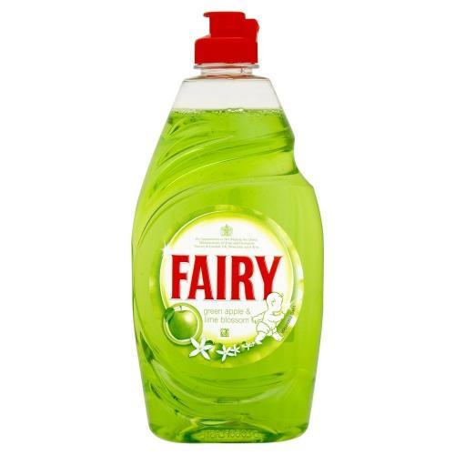 Fairy Liquid 450ml X 10 @ Amazon £8.82 delivered
