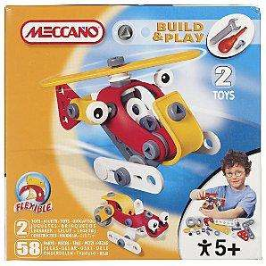 Meccano Build & Play Mini Assortment -  £4.95 @ John Lewis
