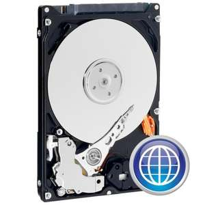 Western Digital Scorpio Blue 320GB 2.5 Inch Internal Laptop Hard Drive - £31.99 Delivered @ Expansys