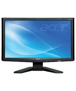 """Acer X223HQb - 21.5"""" Widescreen TFT Monitor - £74.99 *Reserve & Collect* @ Argos"""