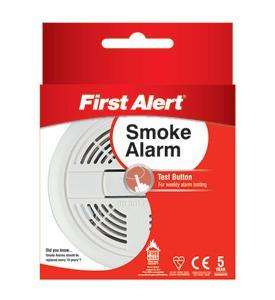 First Alert Smoke Alarm - £1.25 @ Tesco (Instore)