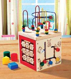 Activity Cube - £14.99 *Instore* @ Lidl