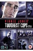Vinnie Jones: Toughest Cops USA (DVD) (2 Disc) - £1.99 @ Play