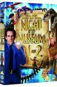 Night At The Museum 1 & 2 (DVD) (2 Disc) - £4.69 @ Play
