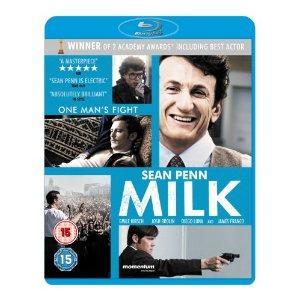 Milk (Blu-ray) - £5.99 @ Amazon