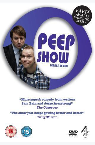 Peep Show: Series 7 (DVD) - £6.49 @ Play