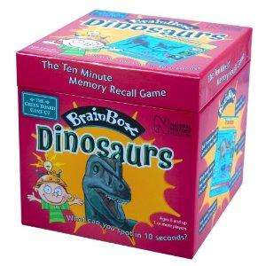 BrainBox: Discover Dinosaurs (Kids game) half price only £4.99 delivered @ Play