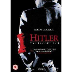 Hitler: The Rise of Evil: Complete TV Mini Series (DVD) - £2.49 @ Play