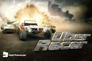Free Uber Racer 3D - Sandstorm App For iPhone, iPod Touch & iPad Was 59p @ iTunes