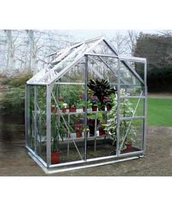 6 x 6 Greenhouse Mill Poly £199.99 @ ARGOS