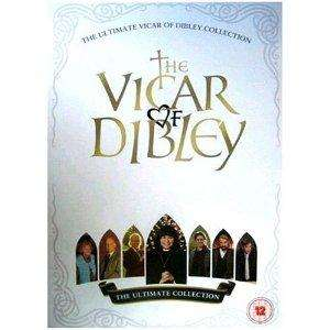 The Vicar of Dibley - The Ultimate Collection [DVD]  - £12 @ amazon