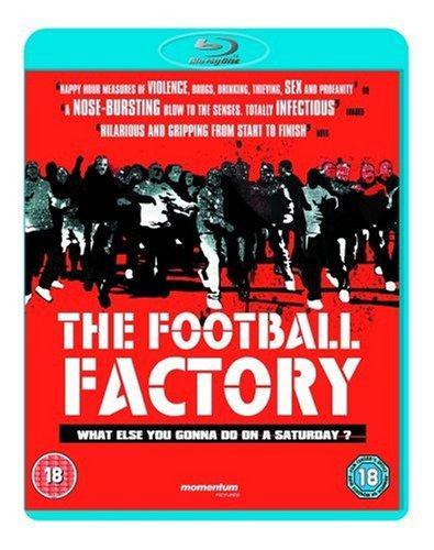 Football Factory (Blu-ray) - £5.99 @ Amazon