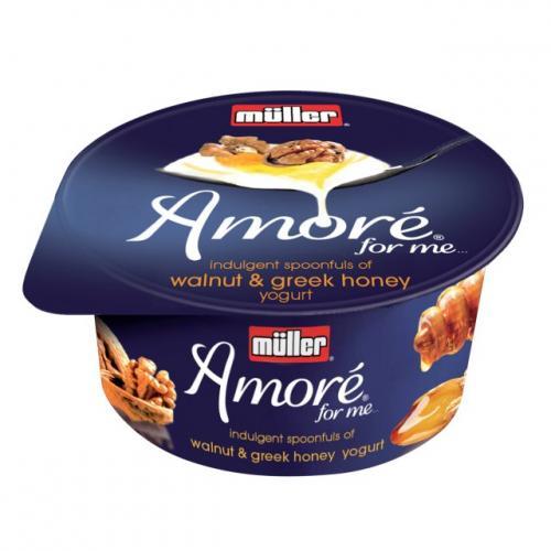 Muller Amore Luxury  Yoghurts * 37p * @ Cooperative Food / Somerfield