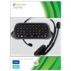 Chatpad Inc Headset (Xbox 360) - £17.99 @ Amazon & Play